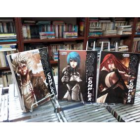 Manga Omega Complex Vol 1 2 E 3