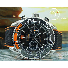 Reloj Omega Planet Ocean 600 M Co-axial Cronografo Black