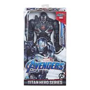 Figura Muñeco Titan Hero Series Marvel Avengers War Machine