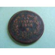 Moneda De Un Centavo, Año 1888