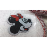 Toalla De Mano Mickey O Minnie - Ideal Souvenirs- Envios!
