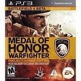 Juego De Play 3 --- Medal Of Honor Warfighter