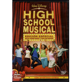 High School Musical Edición Especial Zac Efron Dvd Original