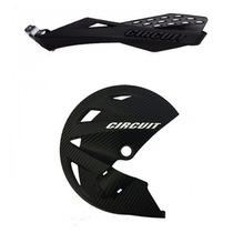 Protetor Mão Fenix + Protetor Disco Circuit Bros 125 150 160