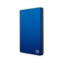 Case Seagate Azul Metalic Externa Ultra Slim Hd Notebook 2.5