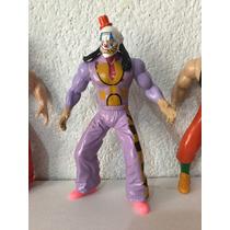 3 Psycho Circus Luchadores O Un Pagano Envio Gratis