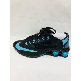 f0d53f69b8 Nike Shox R4 Preto E Pink Nº34 Ao 39 Original Novo Na Caixa Tenis ...
