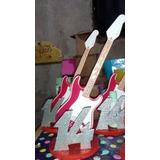 Centro De Mesa Guitarra