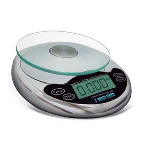 Báscula Digital Para Cocina Cps-2 Cromada Medidata