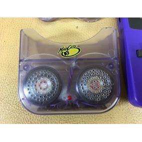 Caixa De Som Amplificada + Botoneira Para Game Boy Color