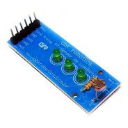 Modulo Sensor De Luz C/ Led P7 002760 Gbk Robotics Arduino