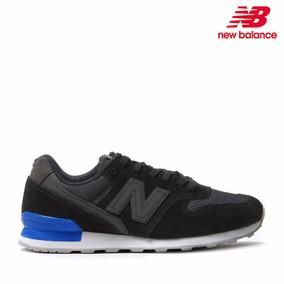 zapatillas new balance 996 wd mujer azul oscuro rosa