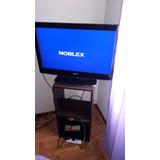 Tv Lcd 32 Pulgadas Noblex + Consola Ps3 Con Joistick