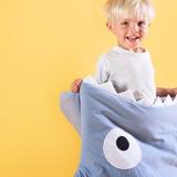 Bolsa De Dormir Tiburón,porta Infant Talle 3 De 0 A 24 Meses