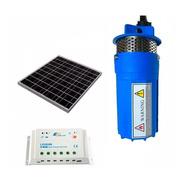 Kit  Bomba Sumergible + Panel Solar  1500 Litros/día