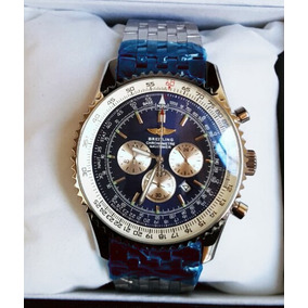 7dbd164fa0b Relogio Breitling Dourado Masculino Rio De Janeiro Centro - Relógios ...