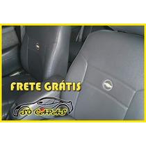 Capas De Couro Sintetico Courvin S-10 Cd E Blazer Antiga