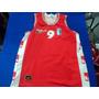 Camiseta Basquet Banco Provincia N9 Xl Consult Stock
