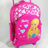 Mochila Barbie Rodinha - Original Mattel / C&a - Frozen