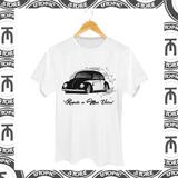 Camiseta Fusca - Camiseta Carro Antigo - Respeite Mais Velho