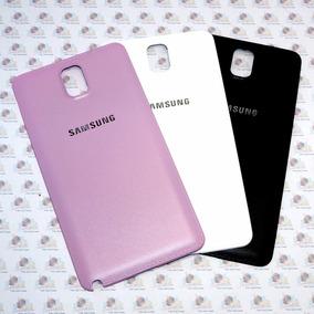 Tapa Trasera Samsung Galaxy Note 3 Original Nueva 3 Colores