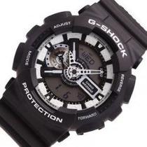 Reloj Casio G Shock Ga-110bw-1a Antimagnetico Crono Tempo