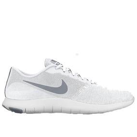 Tenis Nike Flex Contact Blanco Hombre Originales