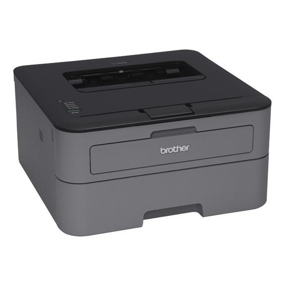 Impresora Laser Brother Doble Faz Hl-l2320d Hl 2320 Compacta