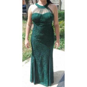 Vestido De Madrinha/ Lindo/ Perfeito/ Modelo Sereia