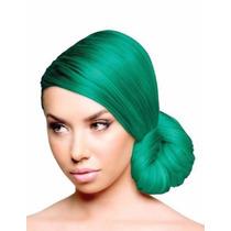 Sparks Tintura Colorida Tinta Para Cabelo Na Cor Green Ivy