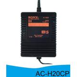 Adaptador Eliminador Sony Ac-h20cp Original Zs-h20cp Zs-h10c