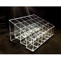 1 X Mersuii 5,8 X 3,8 X 2 Transparente Acrílico Trapecio