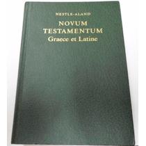 Nuevo Testamento Griego-latín (n.t. Graace-lat Ks)