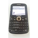 Celular Samsung Ch@t 222 Gt E2220 Somente Vivo Vitrine