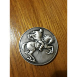 Medalla De Plata De Comision Nacional De Homenaje A Artigas