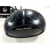 Radio Relógio Digital Fm Pll Despertador Happy Sheep Cr-2466
