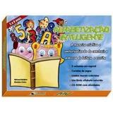 Coleção Alfabetização Inteligente-5 A 8 Anos C/ Frete Grátis