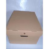 Caixa Organizadora Em Papelão Pacote C/10 Unidades