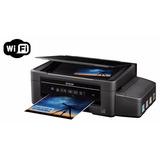 Impresora Multifuncional Color L375 Sistema Continuo
