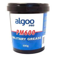 Graxa Militar Pm600 Algoo 500g Suspensão Rolamentos