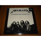 Vinilo Metallica / Live At Winston... (nuevo Y Sellado) 2 Lp