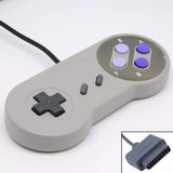 Controles Super Nintendo Snes Joystick Novo