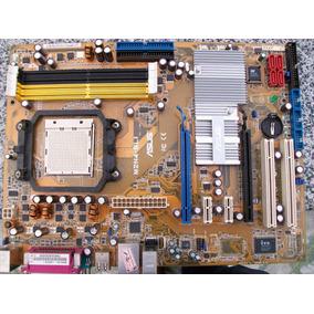 Placa Mãe Asus M2n4 Sli Socket Am2 - Com Defeito P/ Reparo