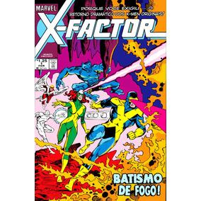 X-factor - 130 Edições - 1986 (hq Digital)