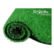 Cesped Sintetico Pasto Artificial Rollo Premium 20 Mm Sheshu