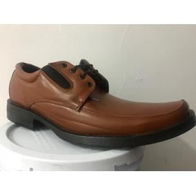 f66d4fdd56 Zapato Economico Piel Confort Caballero - Zapatos en Mercado Libre ...