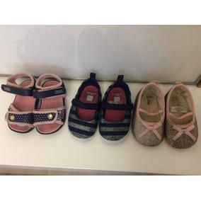 Brechó Sapatos Infantis Meninas Carter
