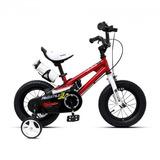 Bicicleta Royal Baby Niño Aro 12 Roja
