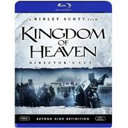 Reino De Los Cielos (edición Del Director) Blu-ray.