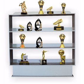 Porta Troféus Em Mdf Estante/troféus/sala/quarto/decoração